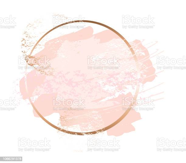 Golden pink art frames beauty identity elegant style hand drawn vector id1066291378?b=1&k=6&m=1066291378&s=612x612&h=l2ztq deuxhrlodbskeqxymld9wqco 7t ghdezza9o=