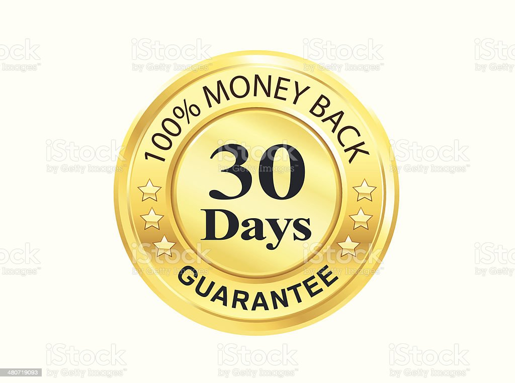 Golden Premium Quality Badge royalty-free golden premium quality badge stock vector art & more images of badge