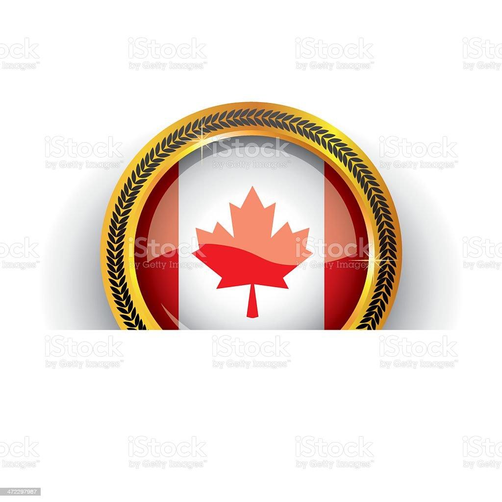 Знак канады купить 2 злотых короли