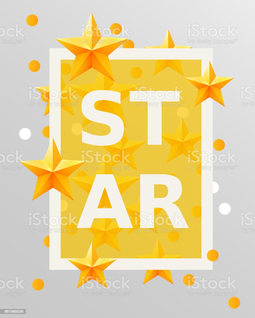 Golden stars design elements. Best of the concept. royalty-free golden stars design elements best of the concept stock vector art & more images of abstract