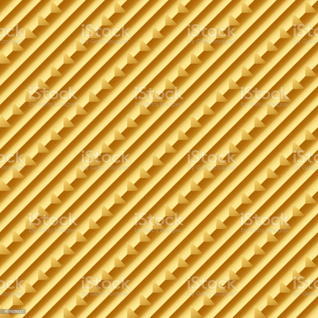 Golden textured background. Vector illustration vector art illustration