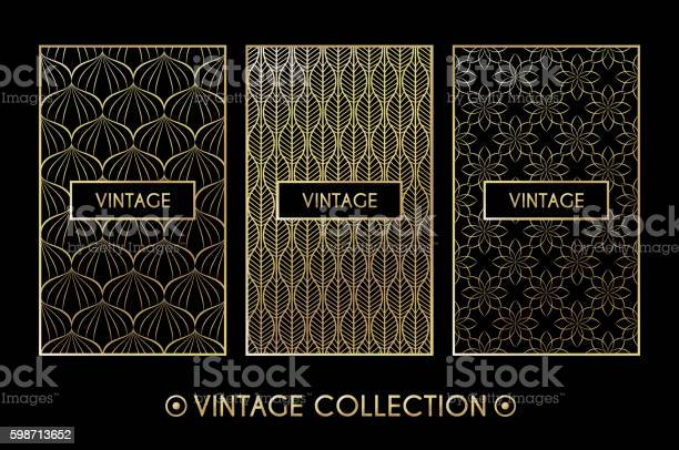 Golden vintage pattern on black background vector id598713652?b=1&k=6&m=598713652&s=612x612&h=erxqpmwgxmcxvuforowollsrok3mstb co6p5sxcfwg=