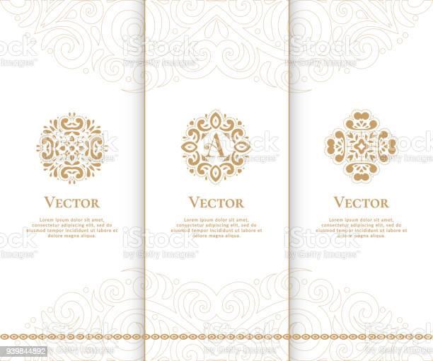 Golden vintage vector emblem beautiful ornament set can be used for vector id939844892?b=1&k=6&m=939844892&s=612x612&h=s9ga6c3sm6urmupigbavfm0rjrmczth3zyxbovlatkk=
