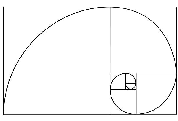 Royalty Free Fibonacci Sequence Clip Art, Vector Images