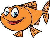 Goldfish Cartoon