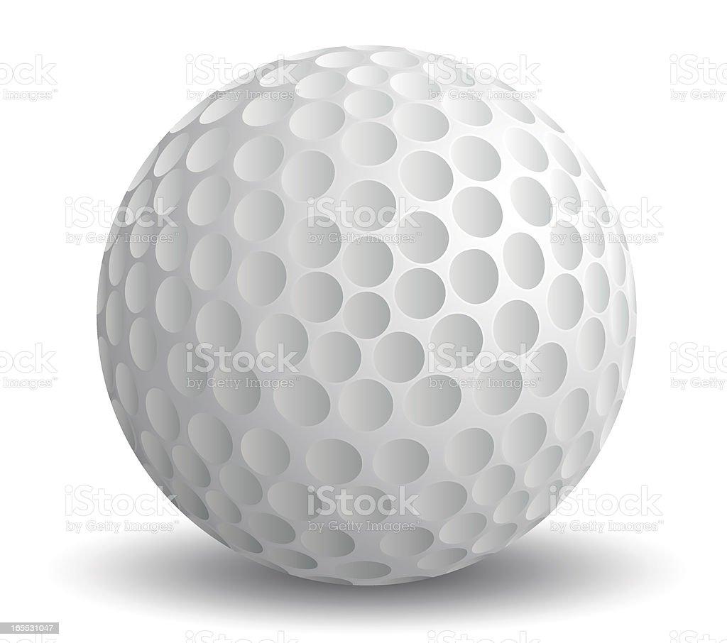 Golf ball royalty-free golf ball stock vector art & more images of ball