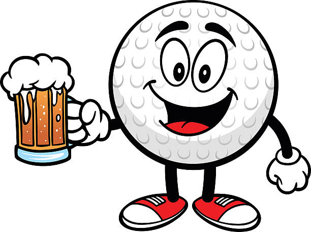 royalty free golf beer clip art vector images illustrations istock
