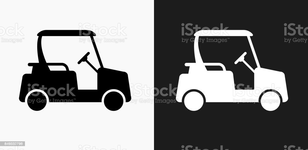 royalty free golf cart clip art vector images