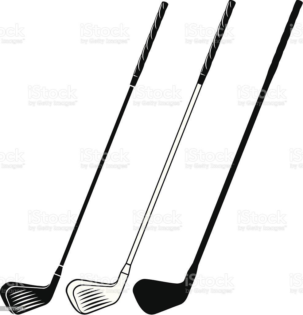royalty free golf club clip art vector images illustrations istock rh istockphoto com golf clubs clip art free crossed golf clubs clip art