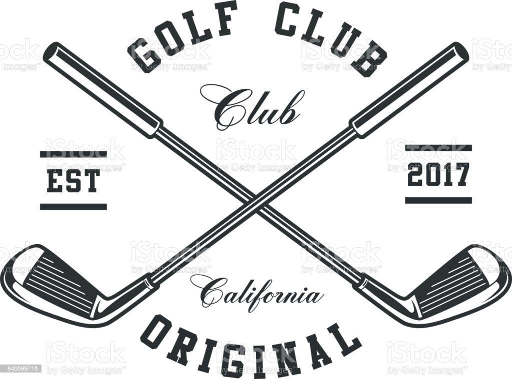 royalty free golf club clip art vector images illustrations istock rh istockphoto com golf club clipart black and white golf club clipart vector free