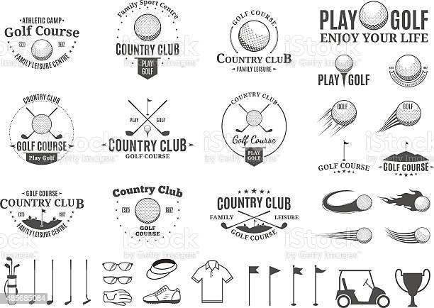 Free golf clubs Images, Pictures, and Royalty-Free Stock
