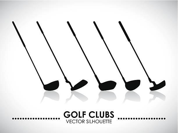 ゴルフクラブ イラスト素材 Istock