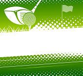 istock Golf game background 1298346981
