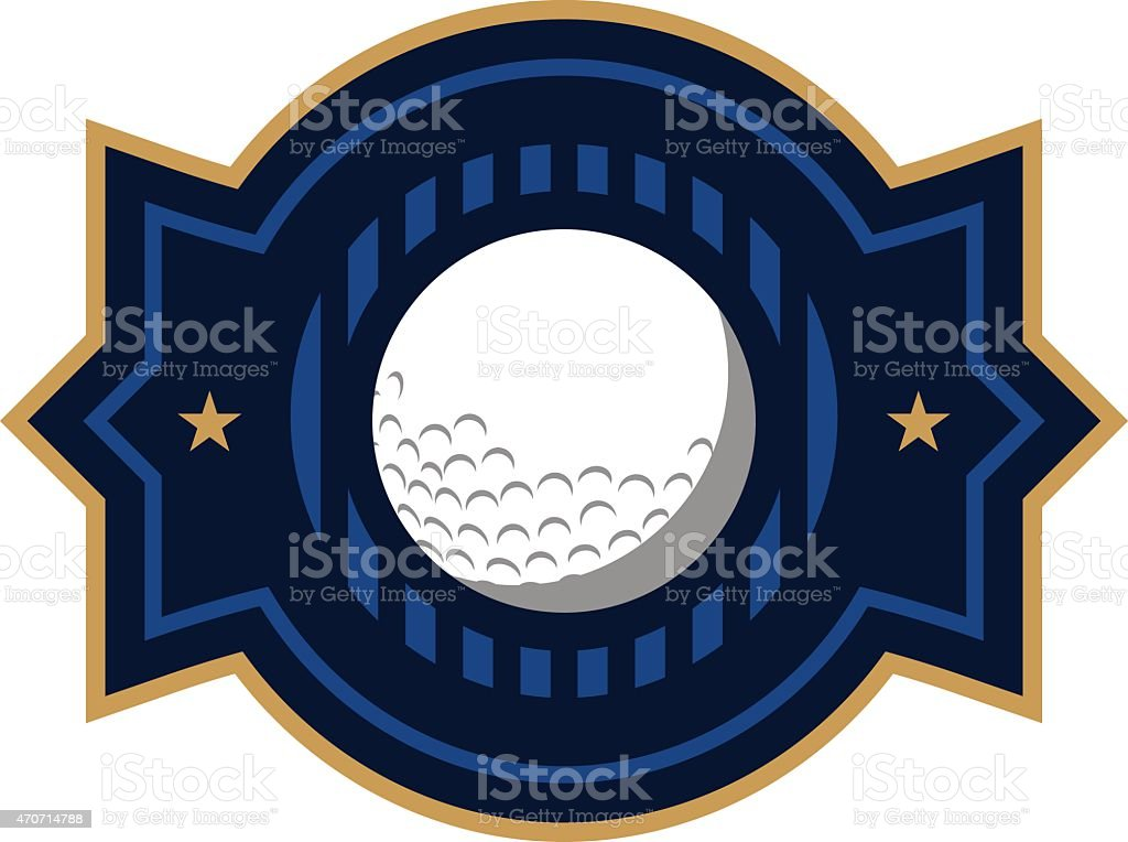 Golf icon royalty-free golf icon stock vector art & more images of 2015