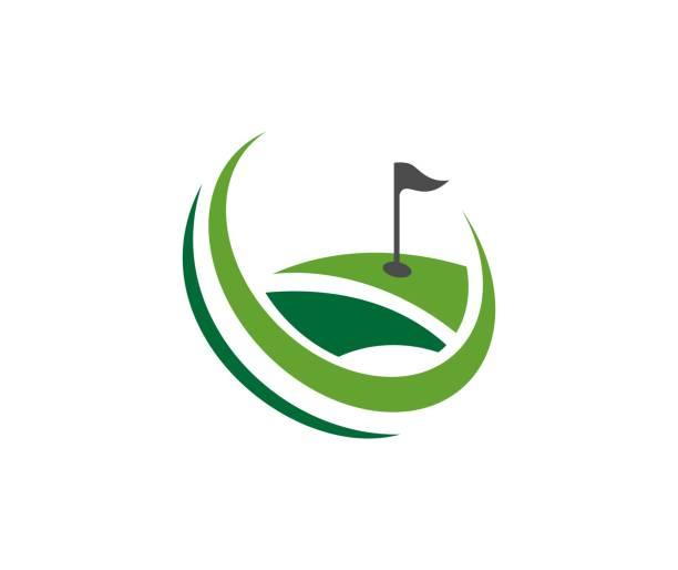 ゴルフのアイコン - ゴルフ点のイラスト素材/クリップアート素材/マンガ素材/アイコン素材
