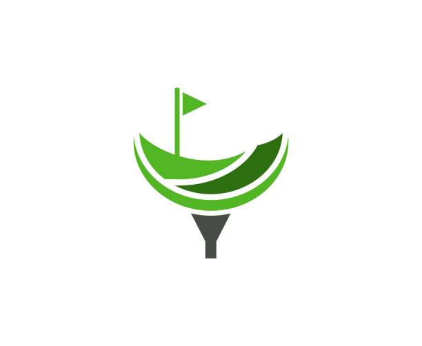 Golf icon This illustration/vector you can use for any purpose related to your business. golf logo stock illustrations