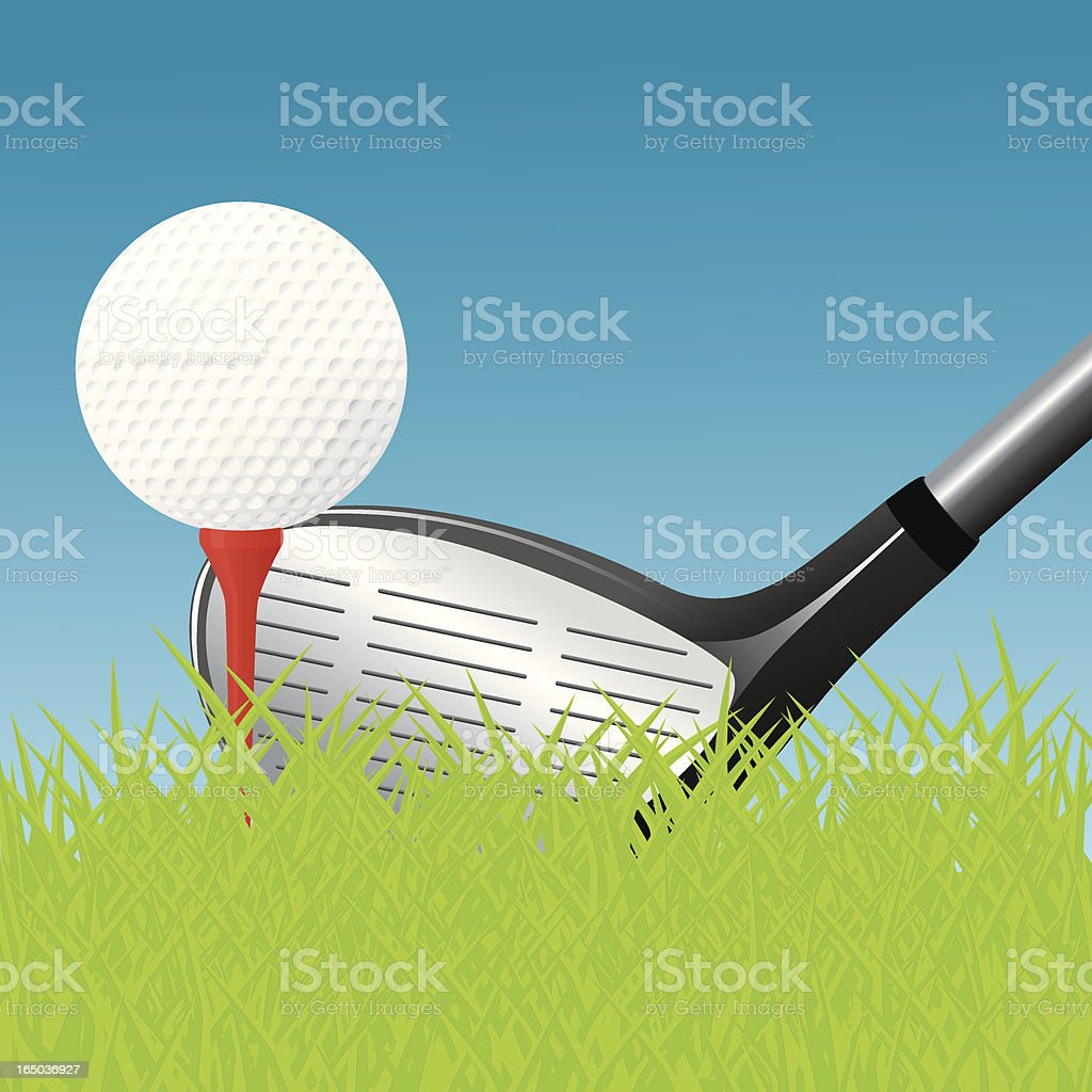 Golf - incl. jpeg royalty-free golf incl jpeg stock vector art & more images of ball