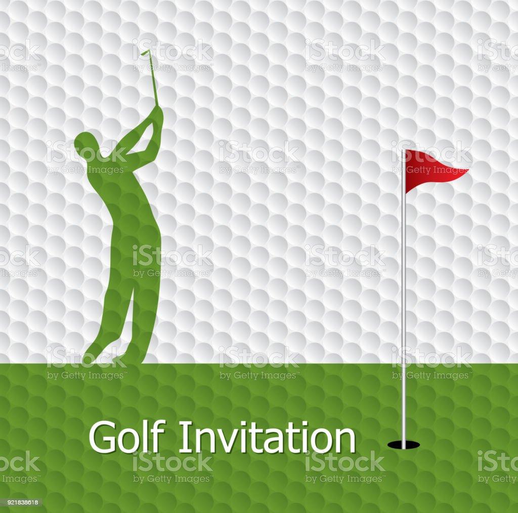 Golf invitation graphic design stock vector art more images of golf invitation graphic design royalty free golf invitation graphic design stock vector art amp stopboris Choice Image