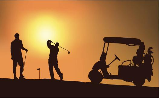 Golf Men Competition
