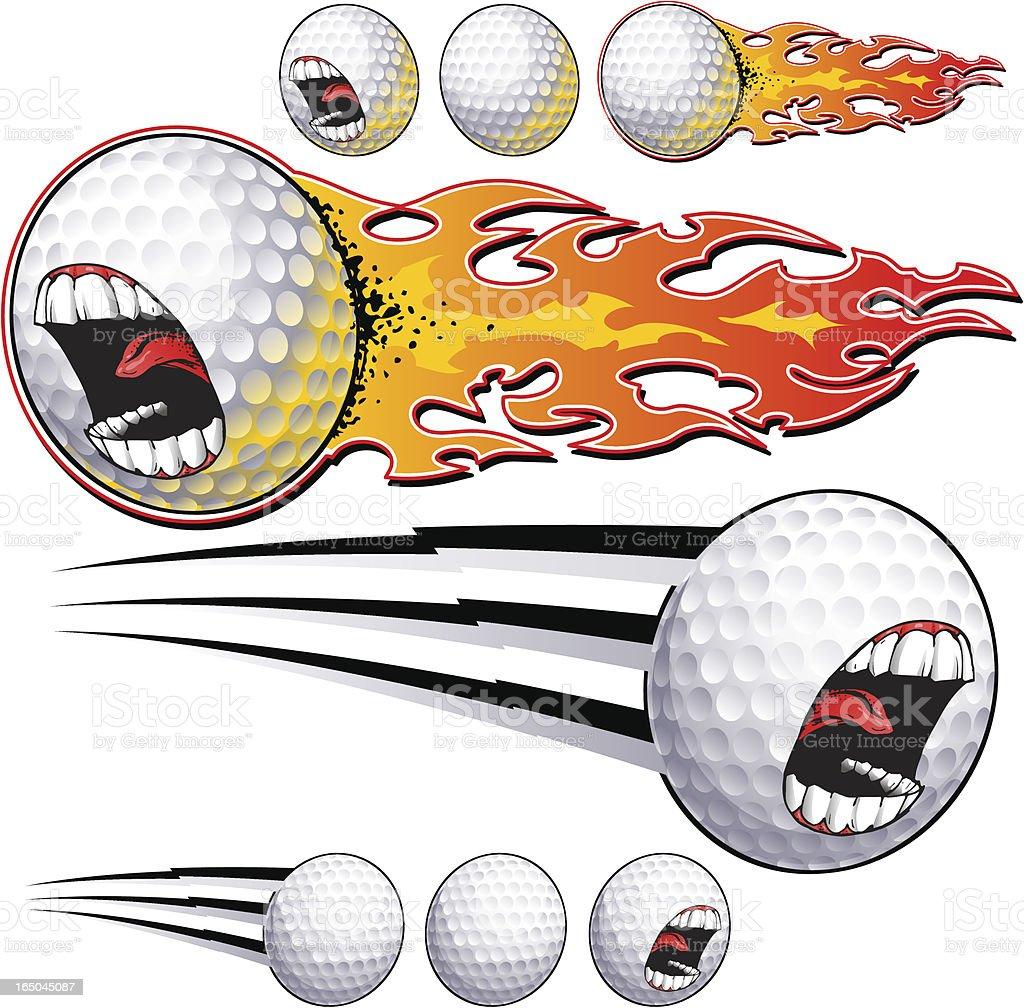 Golf Scream royalty-free golf scream stock vector art & more images of animal body part