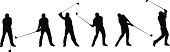 Golf Swing Sequence