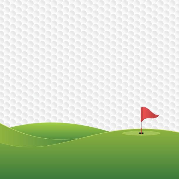 ゴルフをお楽しみいただけます。 - ゴルフ点のイラスト素材/クリップアート素材/マンガ素材/アイコン素材