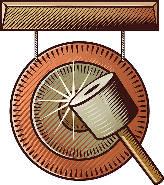 Enormt Top 60 Gong Clip Art, Vector Graphics and Illustrations - iStock FY88