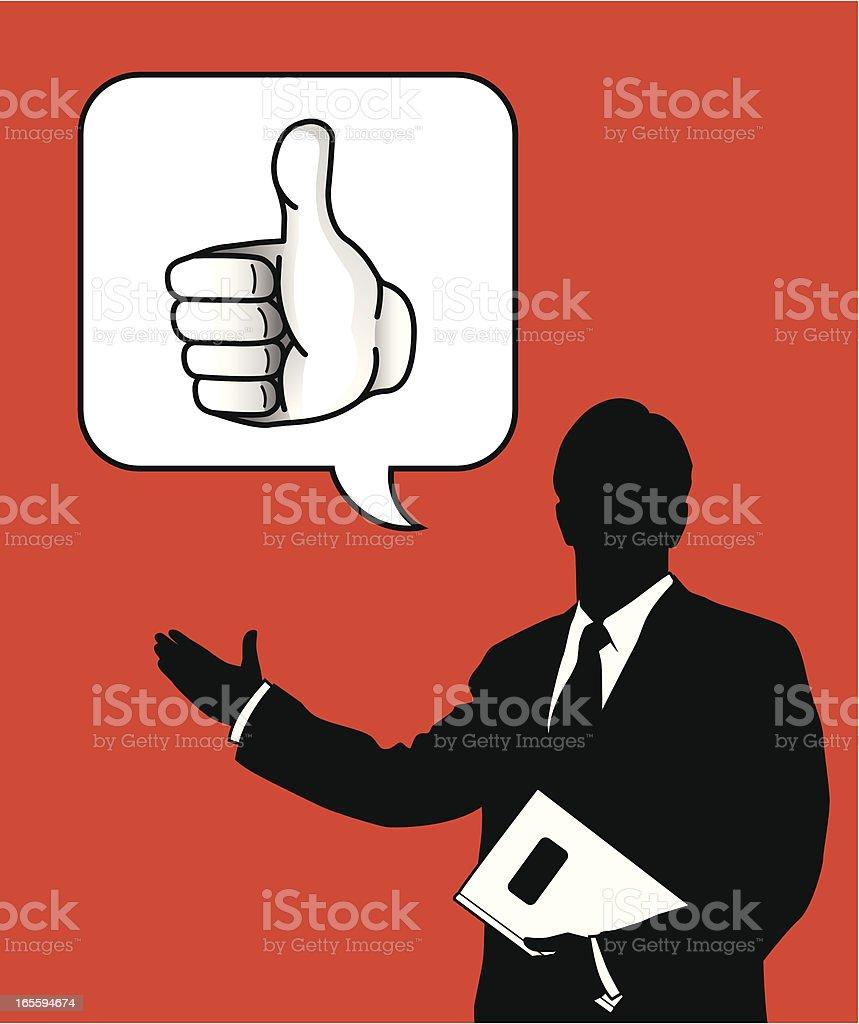 Un buen asesoramiento ilustración de un buen asesoramiento y más banco de imágenes de asesor financiero libre de derechos