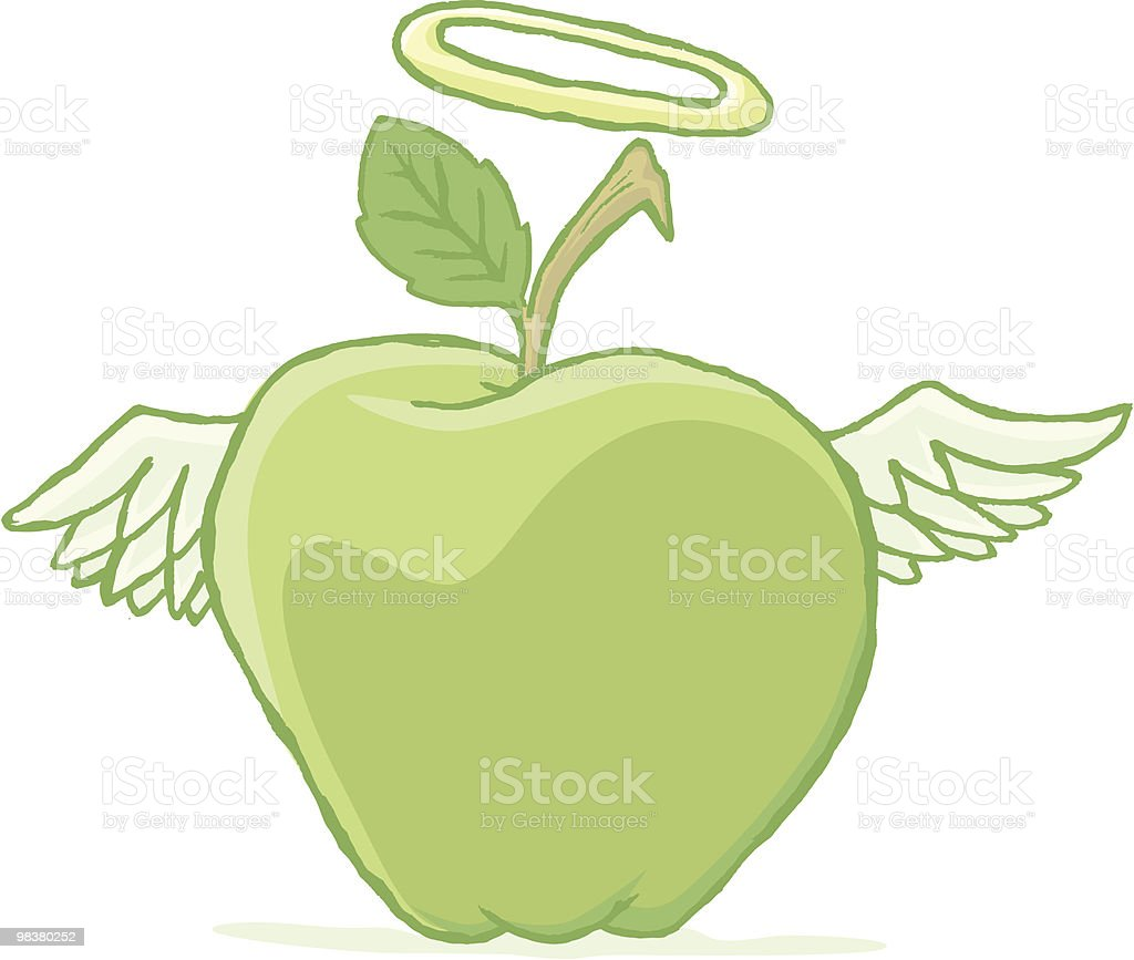 Good Food... royalty-free good food stock vector art & more images of angel
