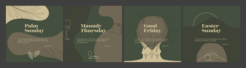 Good Friday & Easter cards