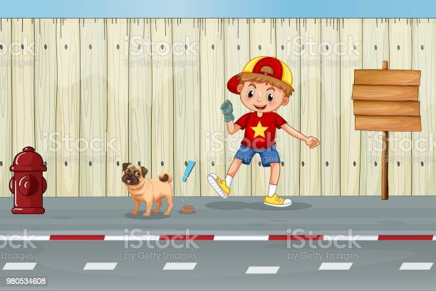 Good kid cleaning dog poo vector id980534608?b=1&k=6&m=980534608&s=612x612&h=alpna4qgzf8muwsshli603hiherex5gep3d189z9b 0=