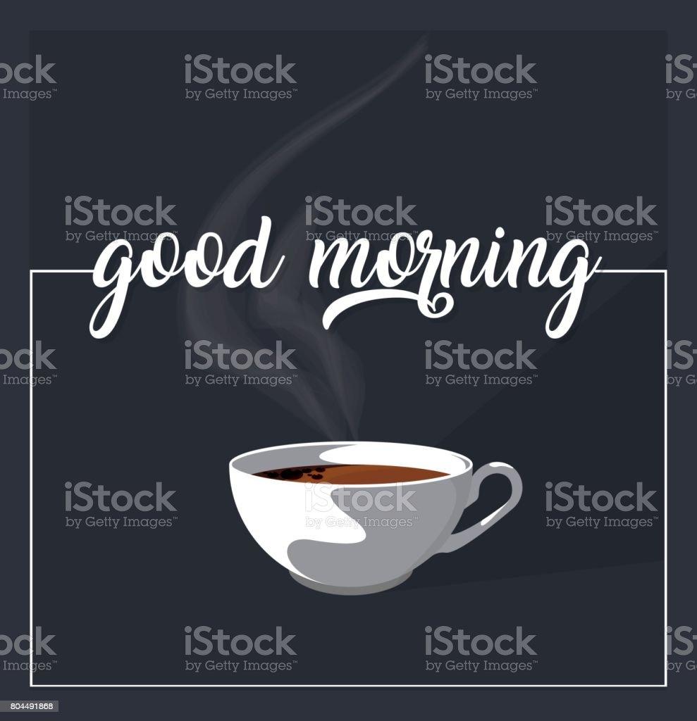 Concepto de Good Morning - ilustración de arte vectorial