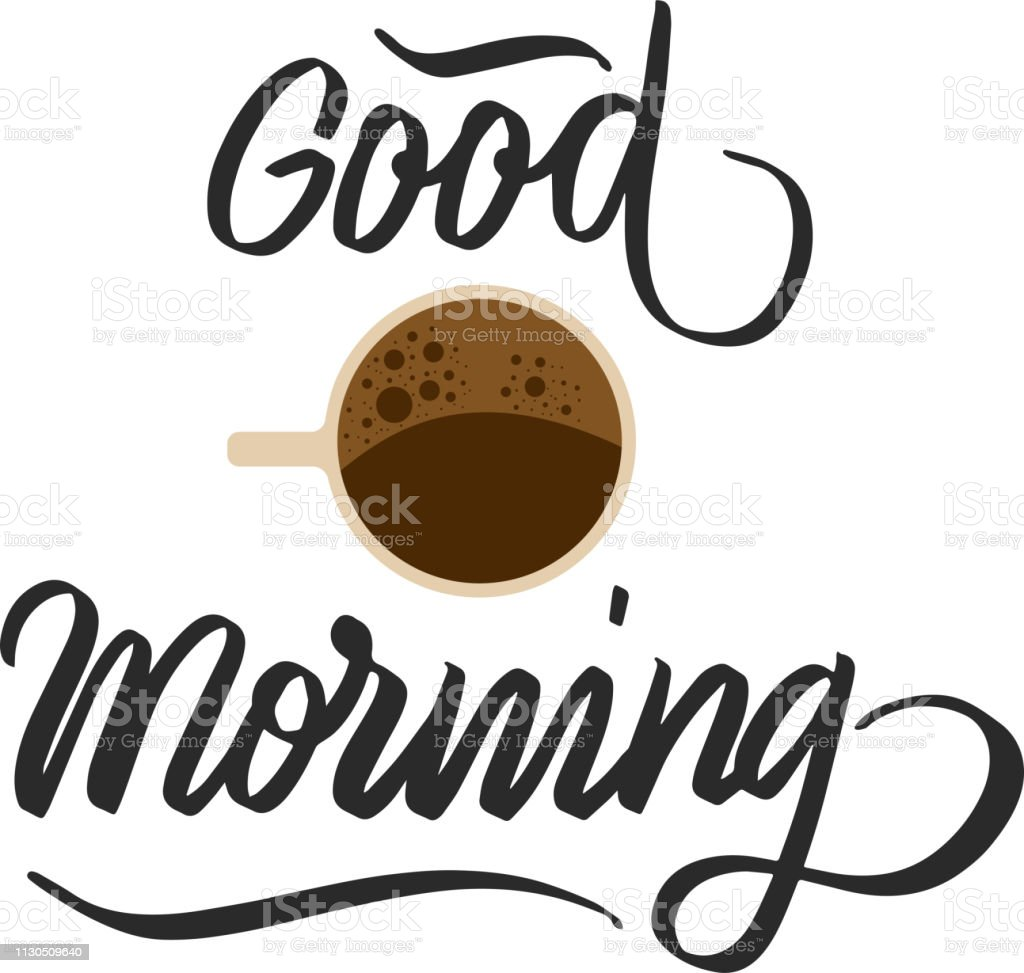 Good Morning Stock Illustration Download Image Now Istock