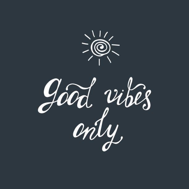 Best Happy Hippie Quotes Illustrations, Royalty-Free Vector ...