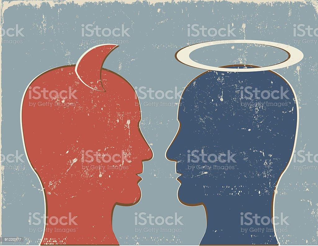 Good vs. Evil Profiles
