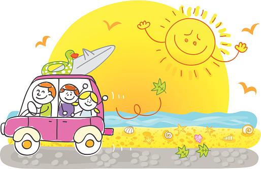 goodbye to summer sun