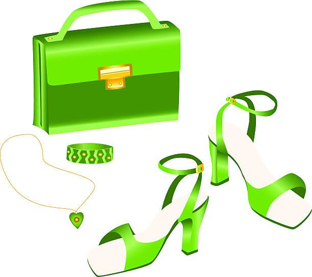 wunderschöne in der grünen zone - paararmbänder stock-grafiken, -clipart, -cartoons und -symbole