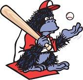 Gorilla Baseball