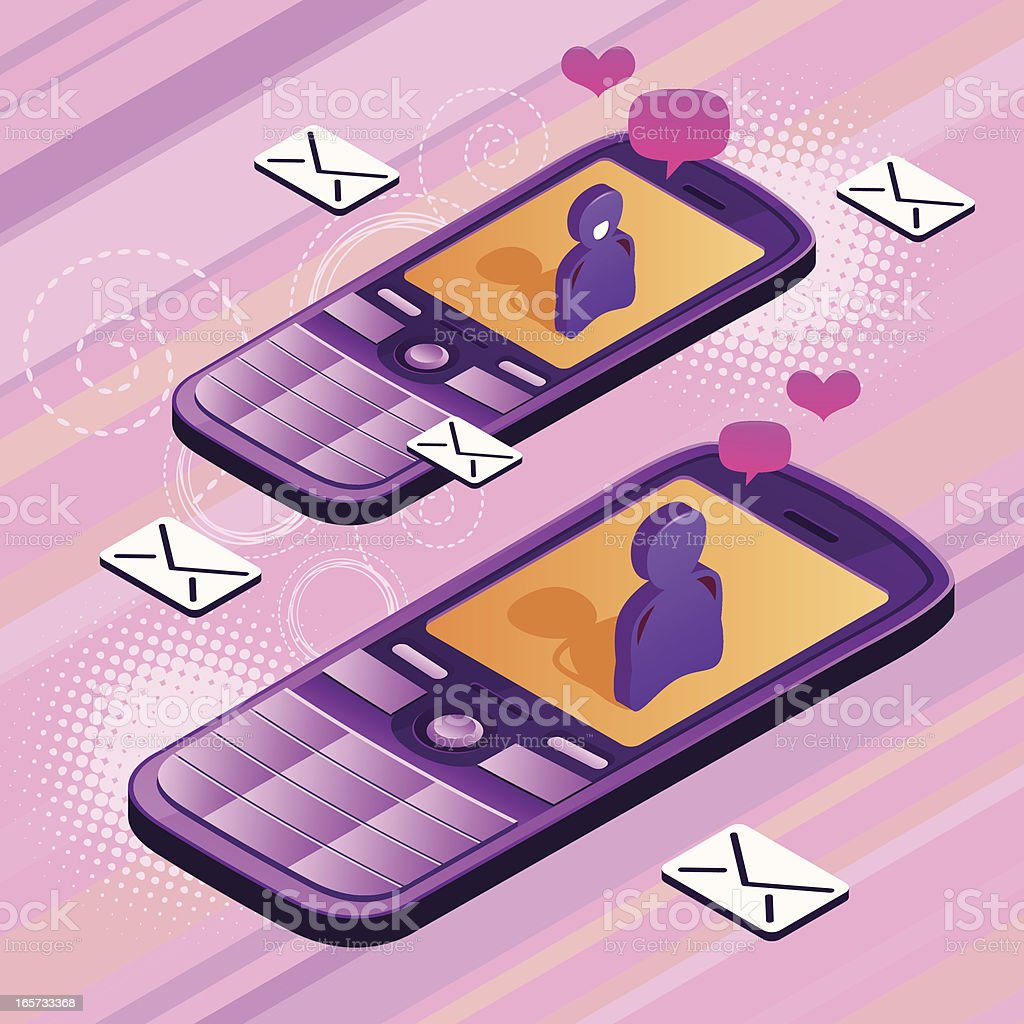 Gossip on the phone royalty-free gossip on the phone stock vector art & more images of avatar