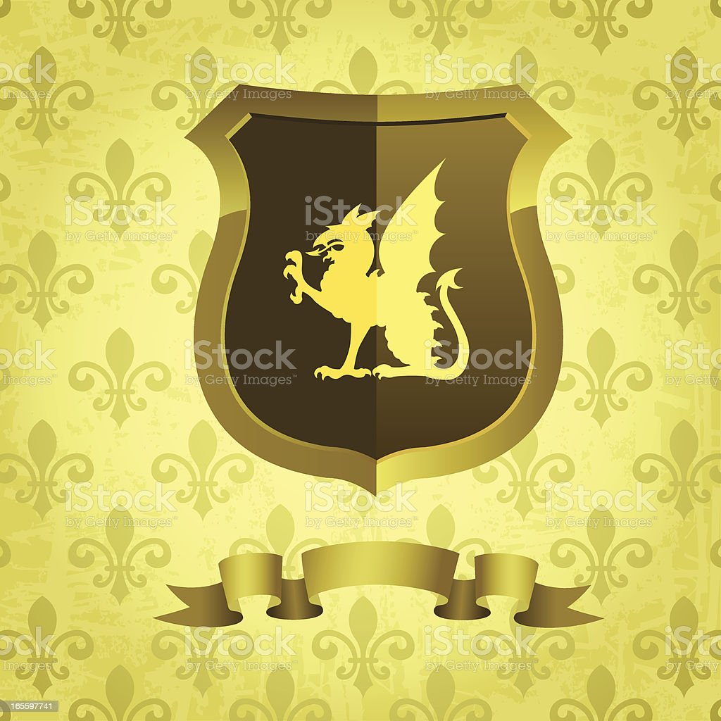 Gothic Dragon royalty-free gothic dragon stock vector art & more images of ancient