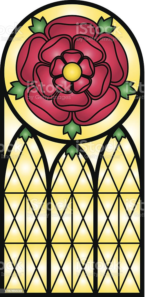 Gothic Rose Window Royalty Free Stock Vector Art Amp More Images