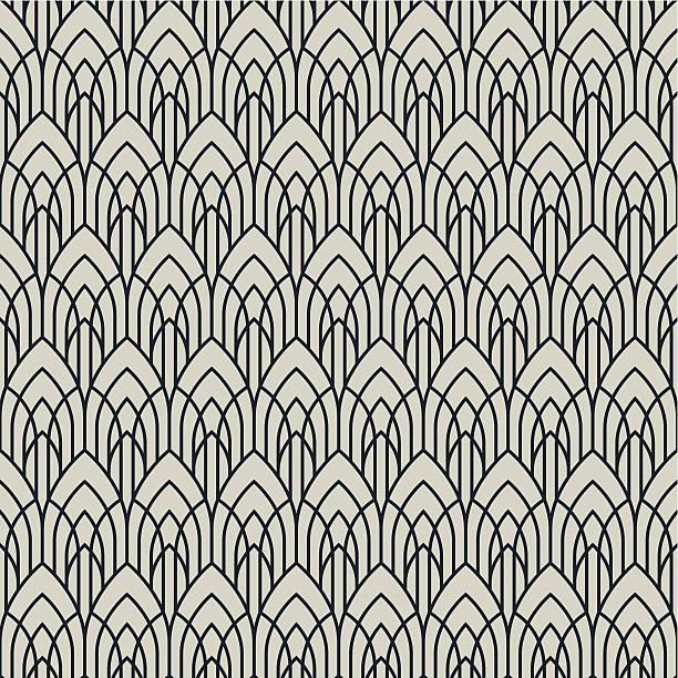 Style gothique - Illustration vectorielle