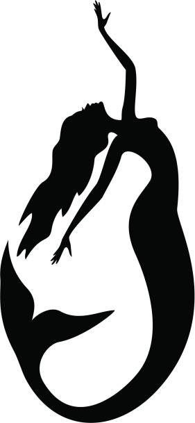 Graceful Mermaid Water Ballet
