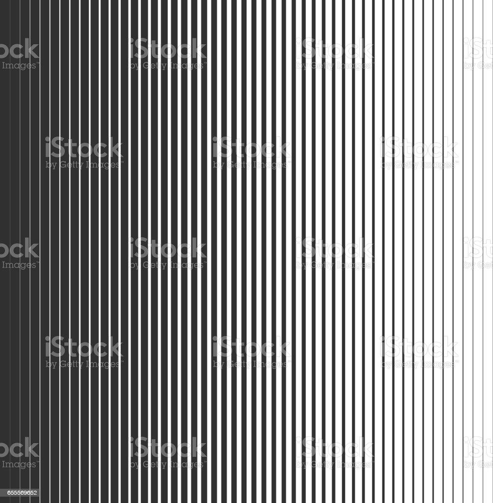 Gradient lines seamless pattern.