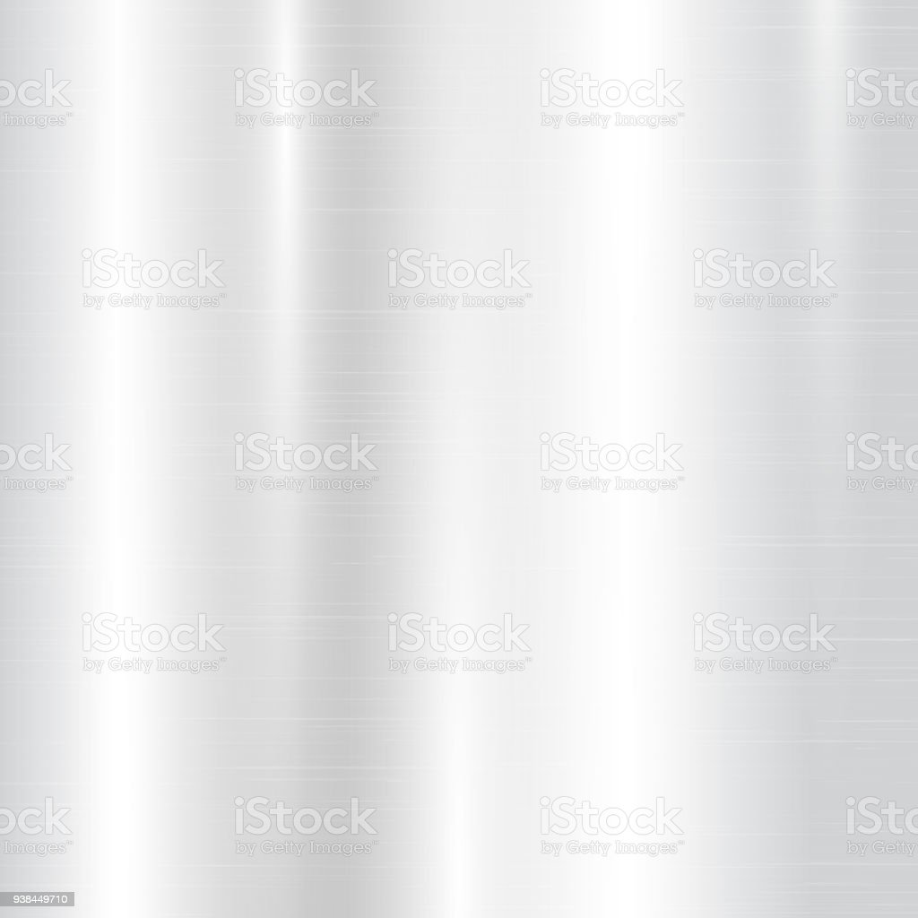 Gradient of silvery metal royalty-free gradient of silvery metal stock illustration - download image now