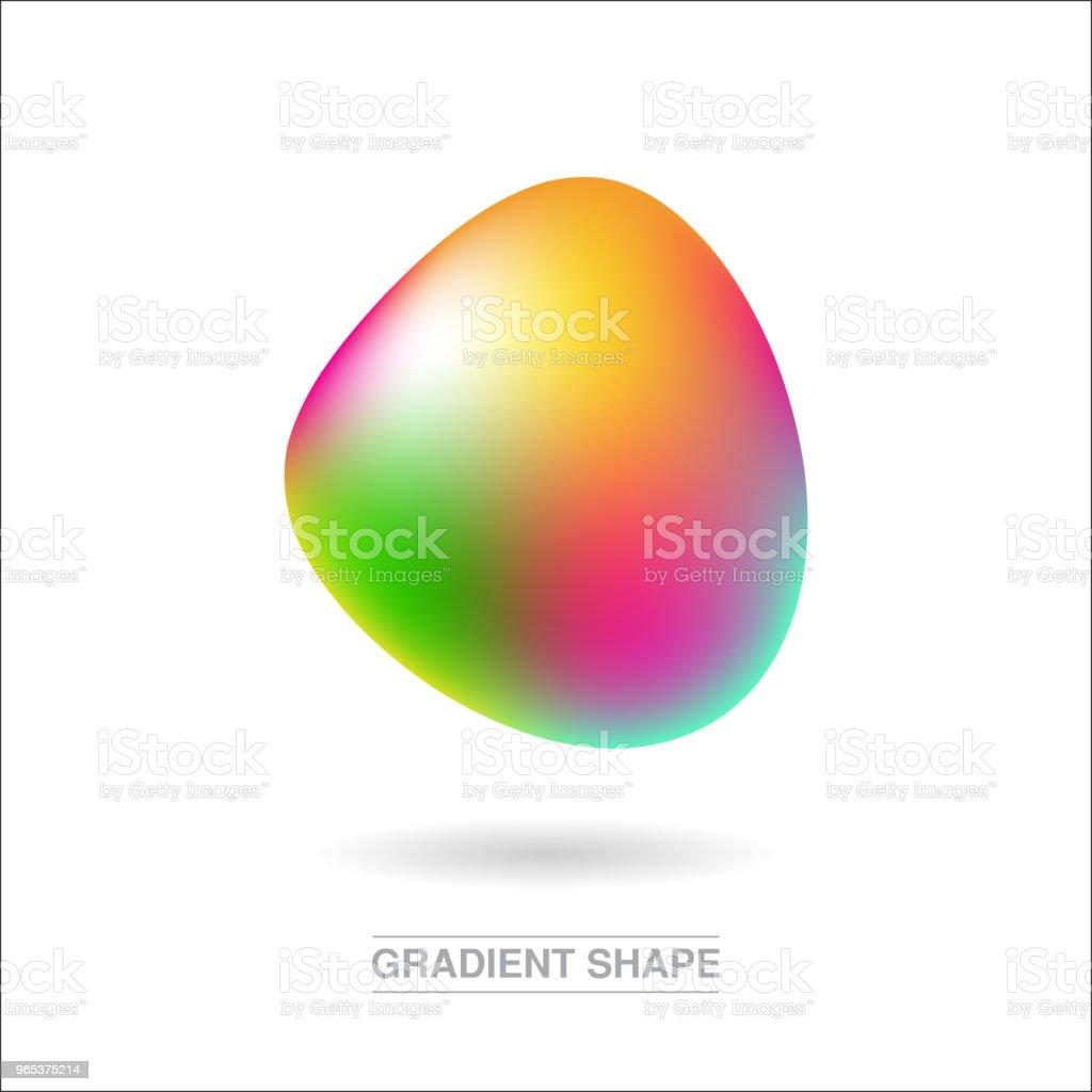 Gradient orbs logotype gradient orbs logotype - stockowe grafiki wektorowe i więcej obrazów abstrakcja royalty-free