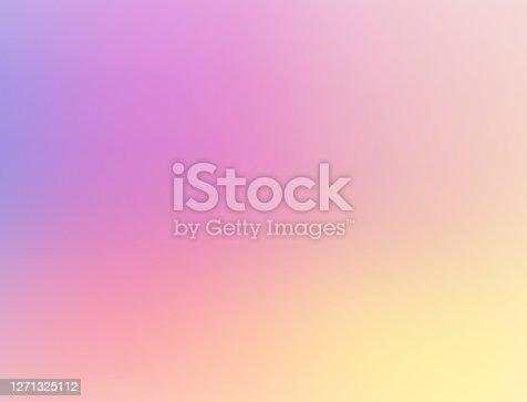 istock Gradient vector abstract background 1271325112