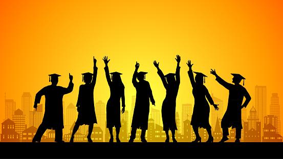 Graduates in the City