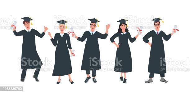 Graduates students with diplomas vector id1168339780?b=1&k=6&m=1168339780&s=612x612&h=f exk4pw8idxshnfhaxbmnxyt8kyr6kz7mg cdrqteg=