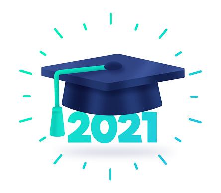 Graduation 2021 Graduate